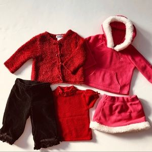 Children's Place 5pc Outfit Bundle